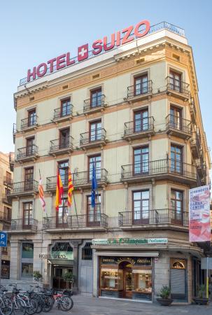 gothic quarters review of hotel suizo barcelona spain tripadvisor rh tripadvisor com