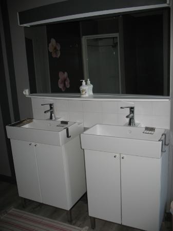 Teuillac, Francja: salle de bains blaye