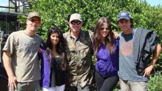 Kardashian's Love Air Boat USA