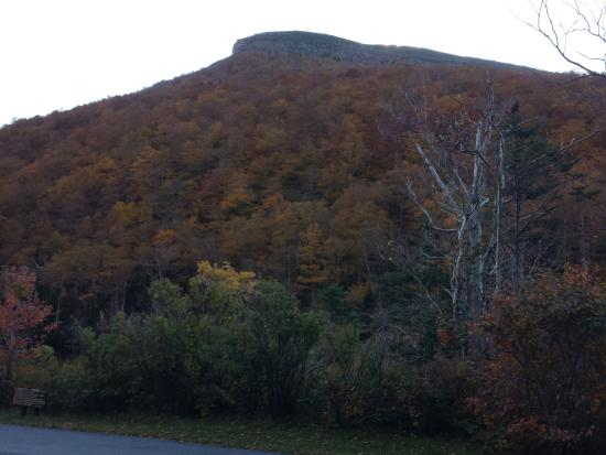 Franconia, NH: The Old Man In The Mountain