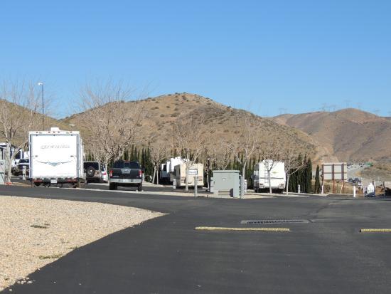 Acton, Kaliforniya: roads