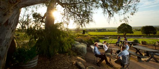 Barossa Valley, Australia: Grant Burge Winery
