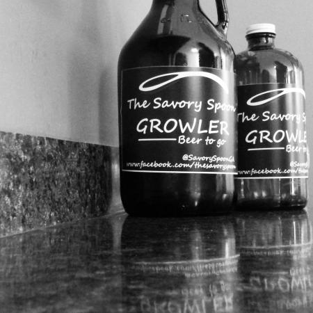Jefferson, GA: Found a beer you like? We won't have it for long so take it in a growler to go!