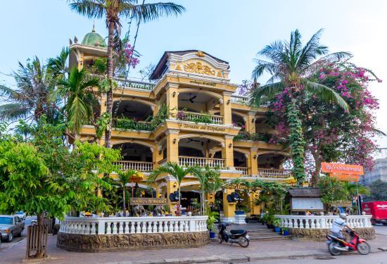 Terrasse Des Elephants Hotel Restaurant Tripadvisor