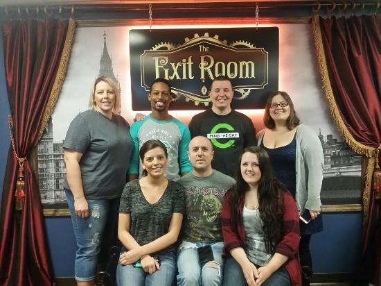 20160306_152130_large.jpg - Picture of The Exit Room, Lee\'s Summit ...