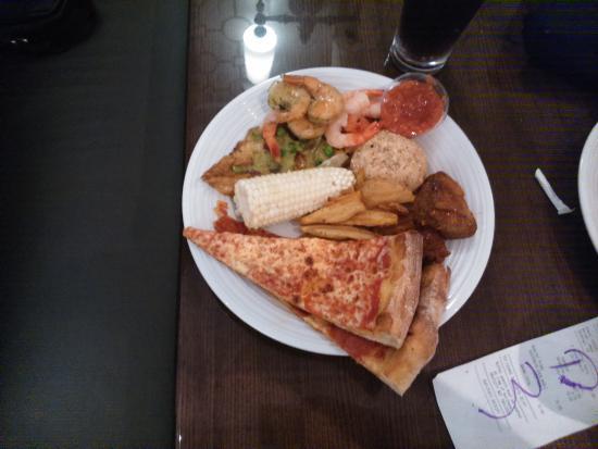 first dish picture of borgata buffet atlantic city tripadvisor rh tripadvisor com