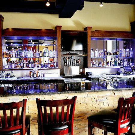 Bar Picture Of Giardino Restaurant Garden City Tripadvisor