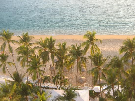Elcano Hotel: vue de notre chambre