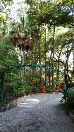 Palmeto Oaks Sculpture Garden