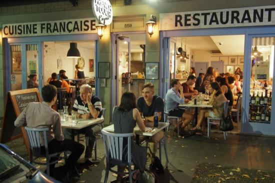 chef on sight - picture of french touch bistro, sydney - tripadvisor