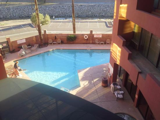 pool seen from balcony picture of drury inn suites phoenix rh tripadvisor com ph