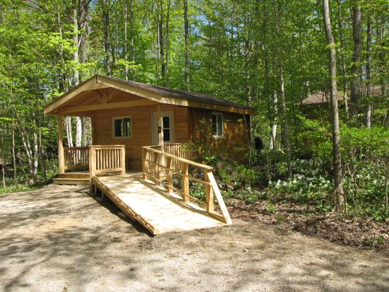 Summer House Park: Camping Cabin