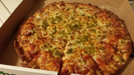 Krazy Karls Pizza: Best pizza in town!!