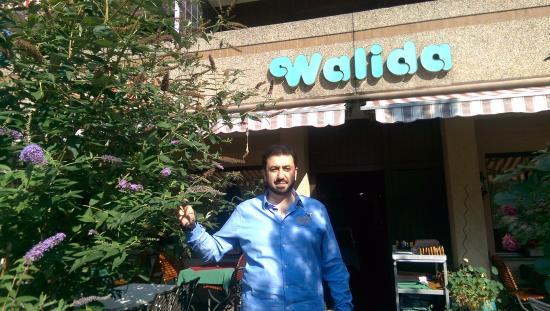 Hotel Walida: مدخل الفندق