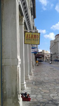 San Antonio Trolley Tours: 321 Alamo Plaza Ticket Center