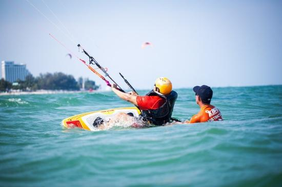 Blue Lagoon Kiteboarding School