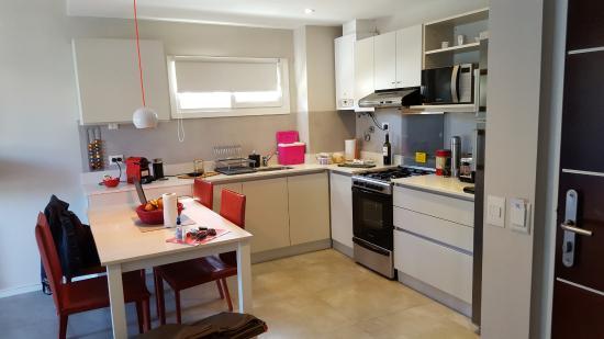 cocina integrada y living comedor picture of almarena On decoracion cocina integrada al living comedor
