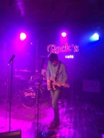 Rock's Cafe