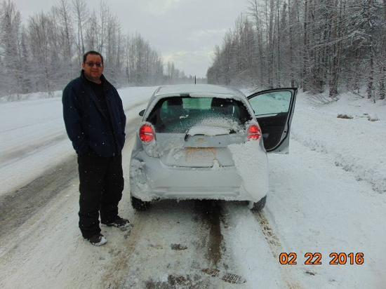 Nenana, AK: Fairbank para Anchorage