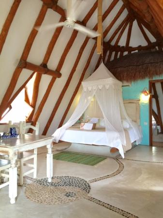 Holbox Hotel Casa las Tortugas - Petit Beach Hotel & Spa: The unparalleled Limon suite