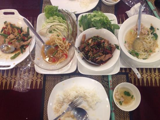 Apk Kitchen Thai Food Yangon Rangoon Restaurant Reviews