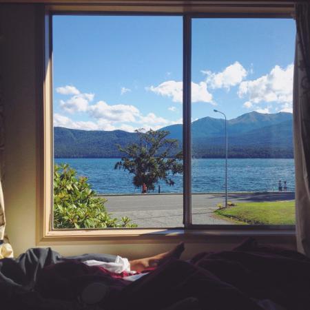 Te Anau Lakefront Backpackers Foto