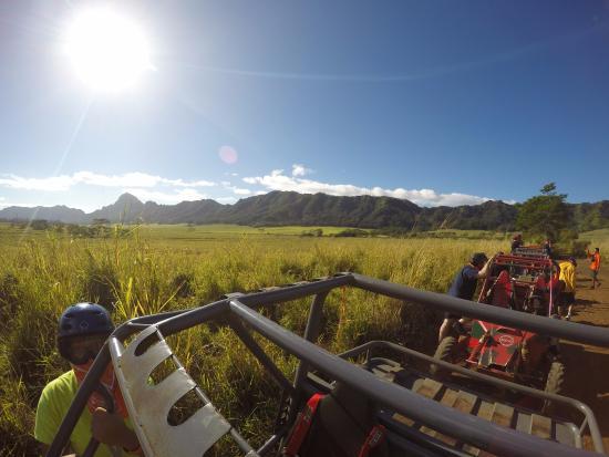 Kalaheo, Hawái: Where Dr Grant ran from Dinosaurs in Jurassic Park