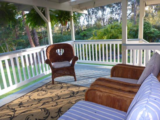 Aloha Junction Bed and Breakfast: Another perfect place to enjoy life.