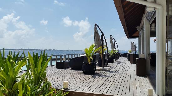 Balcony - Kurumba Maldives Photo