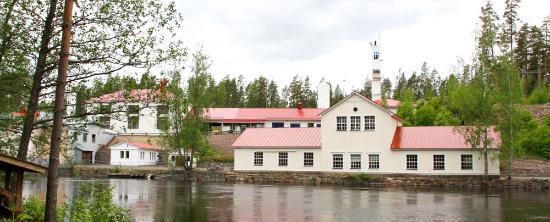 Woikosken tehdasmuseo