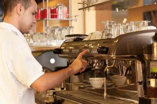 Hotel Restaurant Roemertor: Brasserie