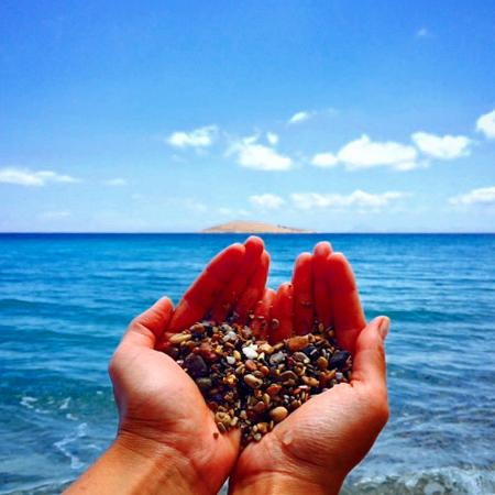 Palamutbuku, Tyrkia: Palamutbükü adası