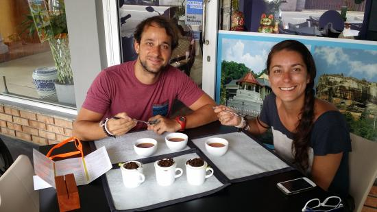 Lumbini Tea Lounge Hikkaduwa