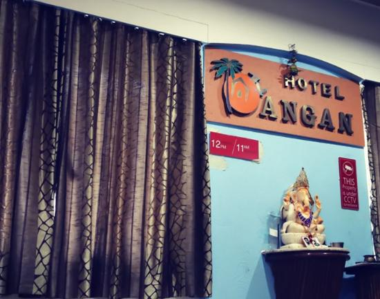 Hotel Angan Residency