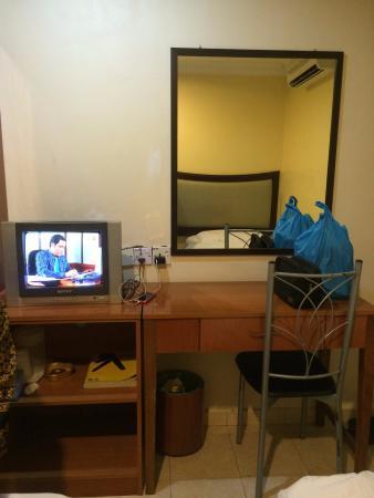Hotel Sahara Tanjung Malim: Basic room