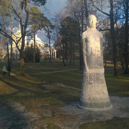 Isopuisto Park