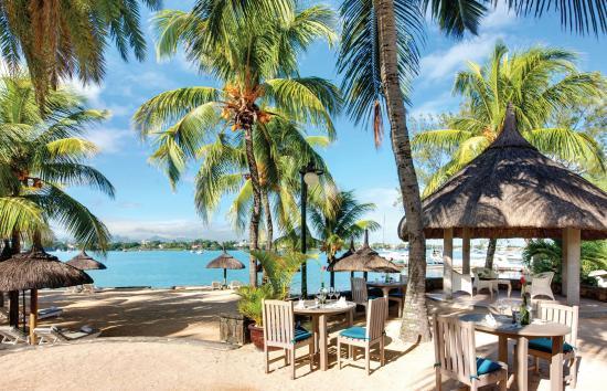 Veranda Grand Baie Hotel & Spa : Belle Vue  restaurant