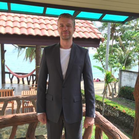 Бопхут, Таиланд: Slim fit suit