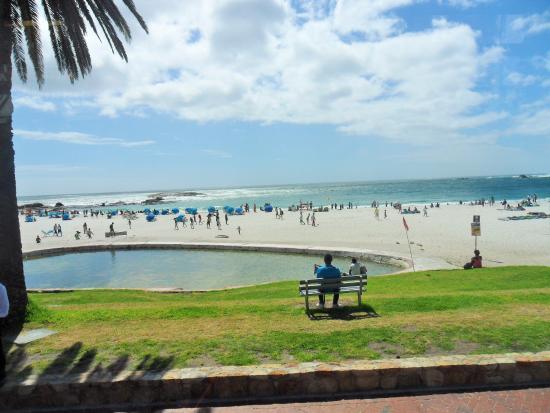 Camps Bay, Νότια Αφρική: Beach amenities
