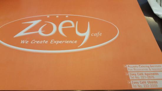 Zoey Cafe