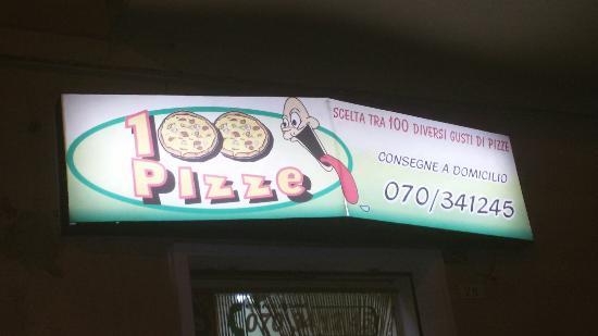 Pizzeria 100 Pizze