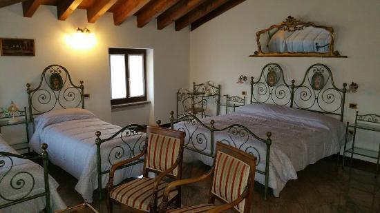 Hotel La Bastia: La suite