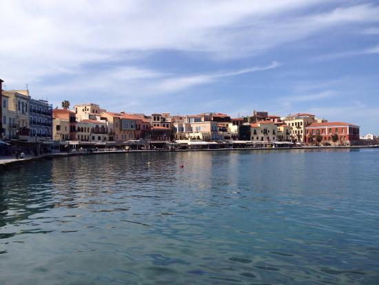chania přístav - Picture of Old Venetian Harbor, Chania ...