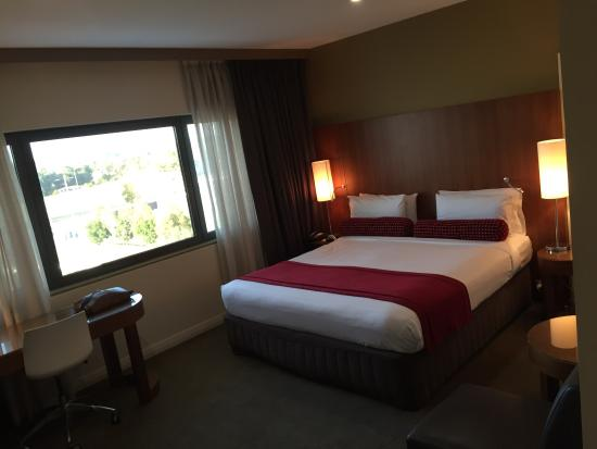 Mercure Sydney Liverpool: Clean comfortable and great King room