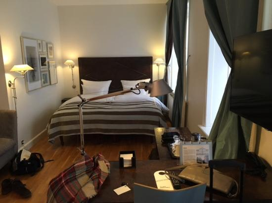 Junior Suite Picture Of Hotel Kong Arthur Copenhagen Tripadvisor