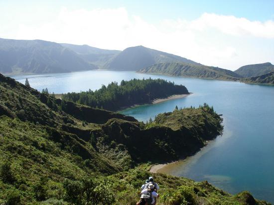 Azores GreenMark - Feel the Azorean Nature: Lagoa do fogo