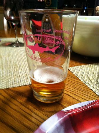 Dogfish Head Alehouse: Love that 75 Minute IPA
