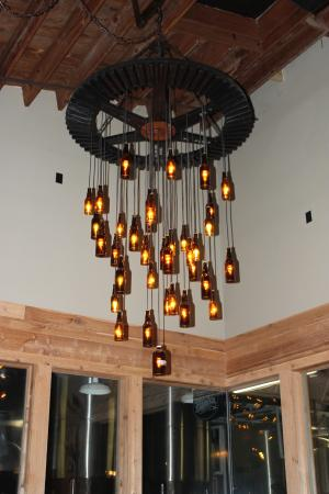Lovely Lighting Int He Tasting Room Picture Of Palmetto