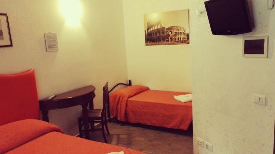Hotel Meraviglia: camera tripla