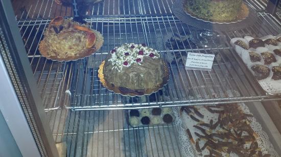 Róma, Olaszország: Pistachio Tort